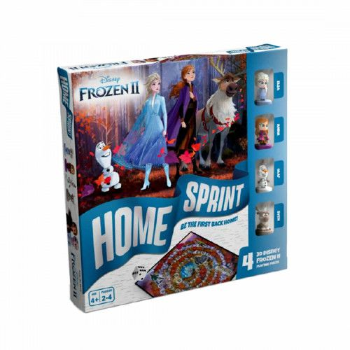 Joc de societate Disney Frozen II - Home Sprint - BONUS