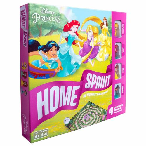 Joc de societate Disney Princess - Home Sprint - BONUS